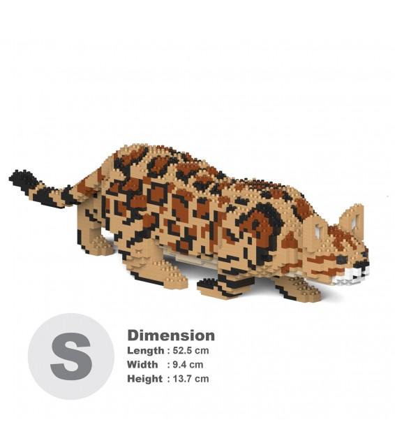 Bengal (4 en 1) brun