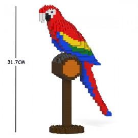 Perroquet Ara Macao
